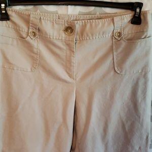 Ann Taylor Khaki's. Size 14